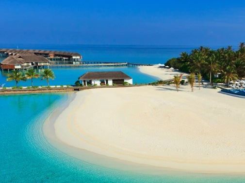 Img for Mejores resorts maldives